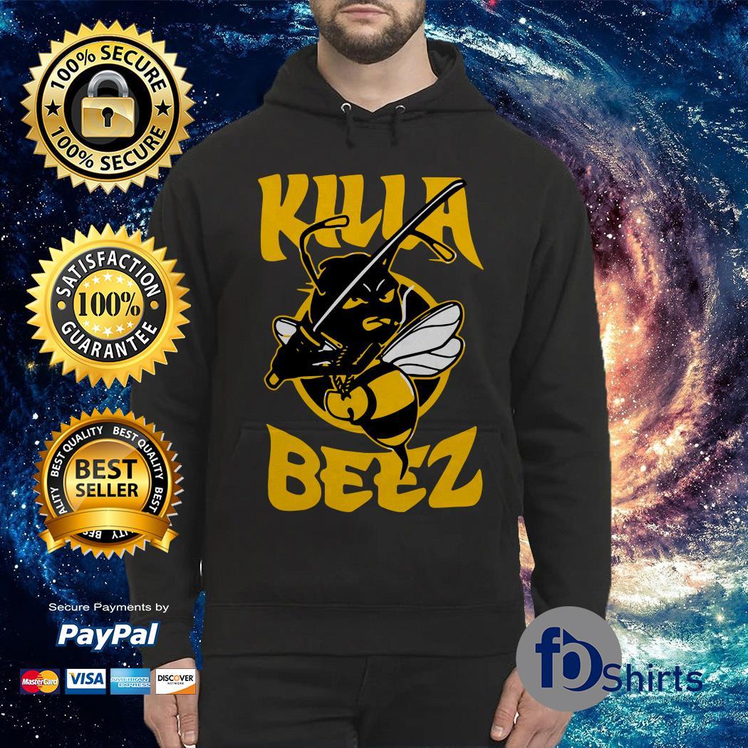 Wu tang clan killa bees Hoodie
