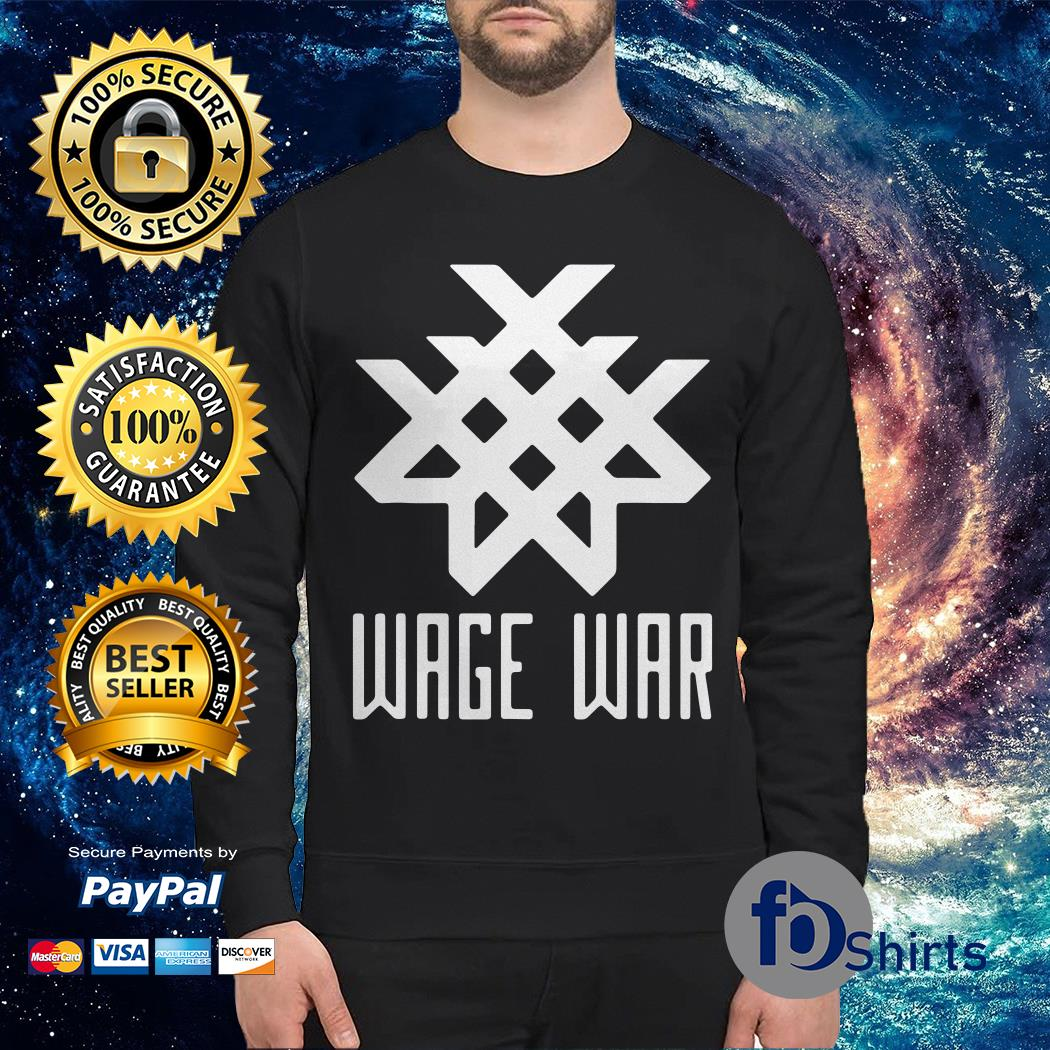 Metalcore wage war band shirt, hoodie, sweater and v neck t