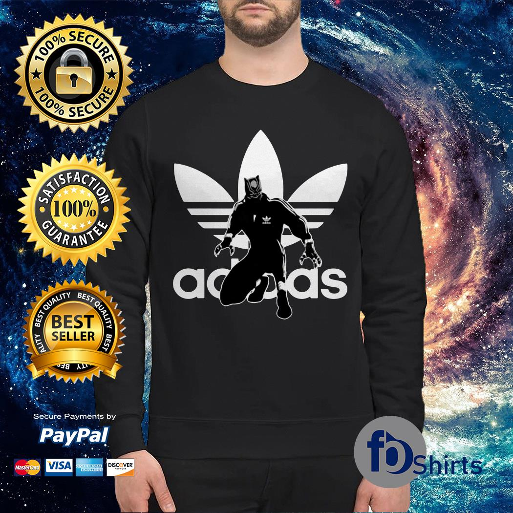 Official black panther adidas shirt, hoodie, sweater and v