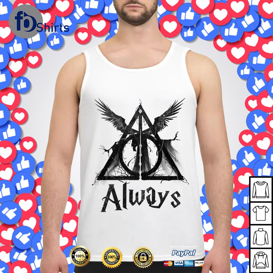 Harry Potter Deathly Hallows Always Tank top