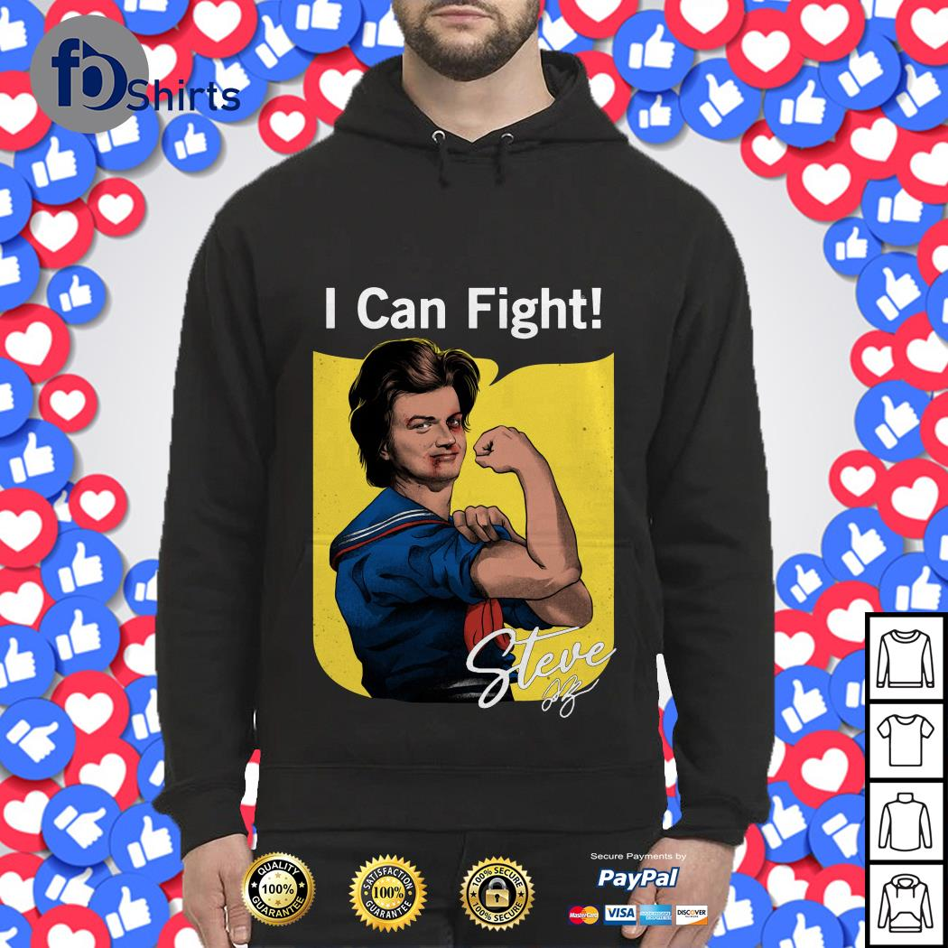 I can Fight Steve Hoodie
