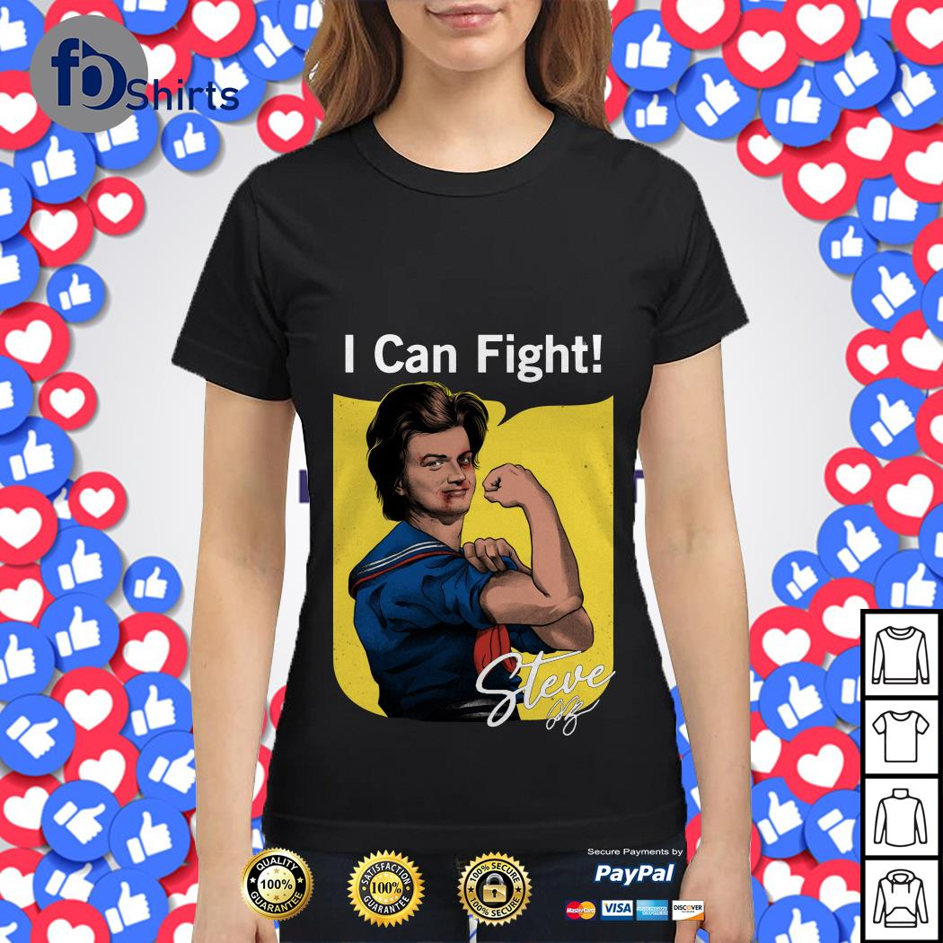 I can Fight Steve shirt