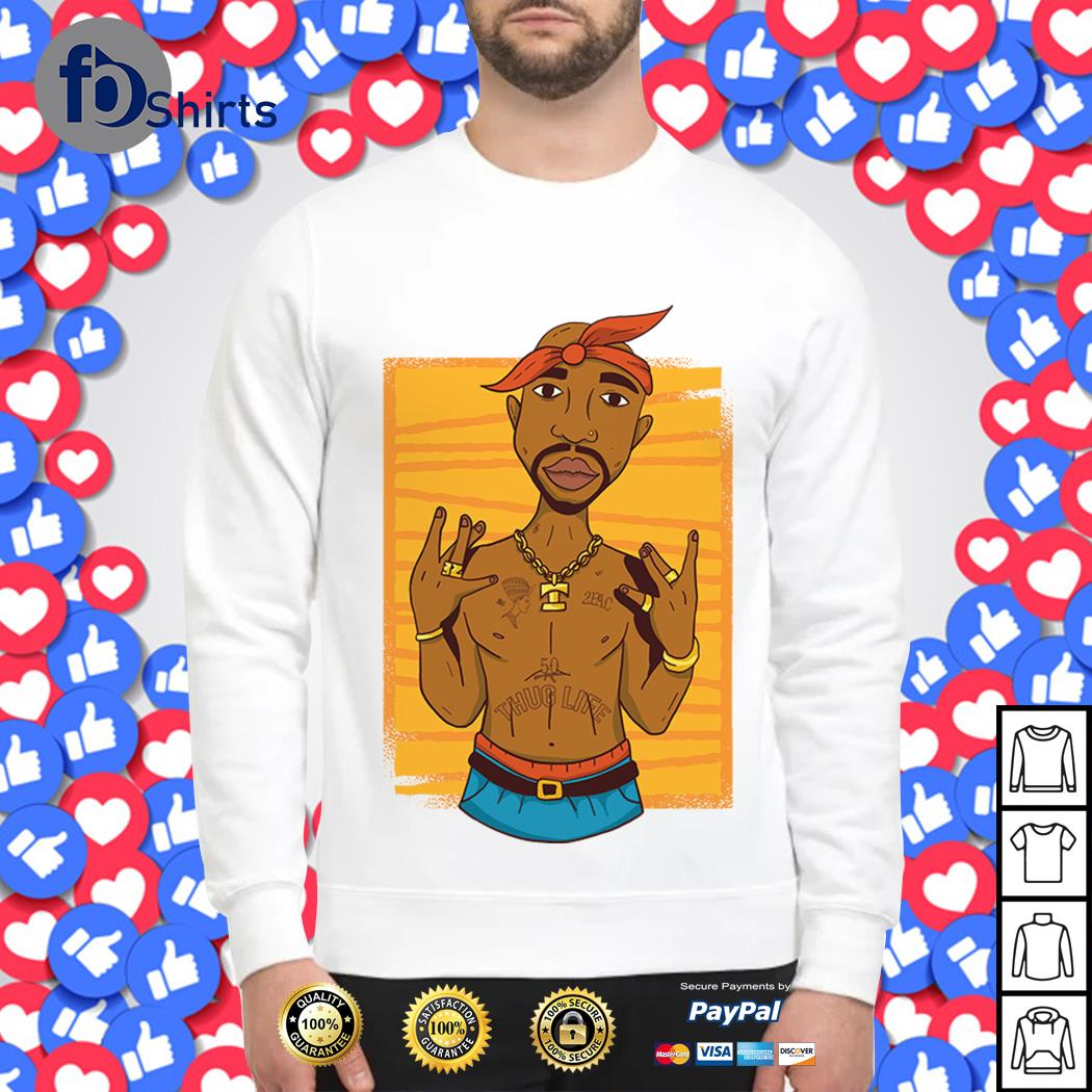 Thug Pac Sublimation Dryfit Sweatger