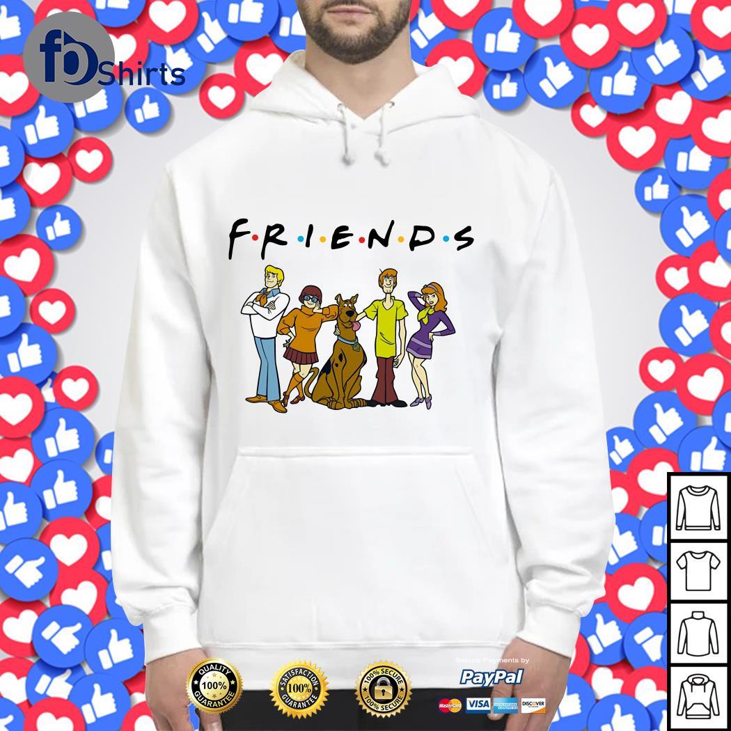 Scooby Doo friends Hoodie