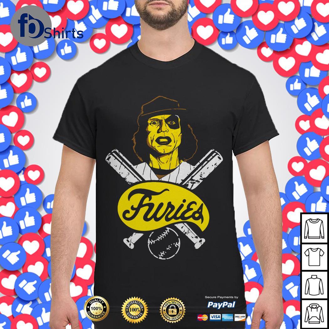 The Warriors baseball furies shirt