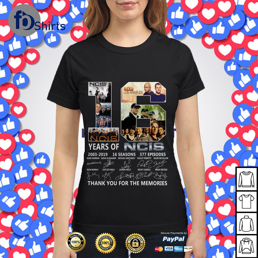 16-years-of-ncis-2003-2019-16-seasons-377-episodes-thank-you-for-the-memories-ladies-tee