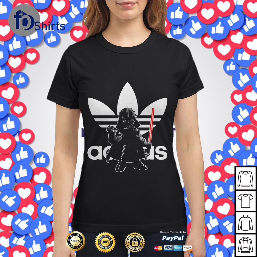 Adidas Darth Vader Star Wars shirt