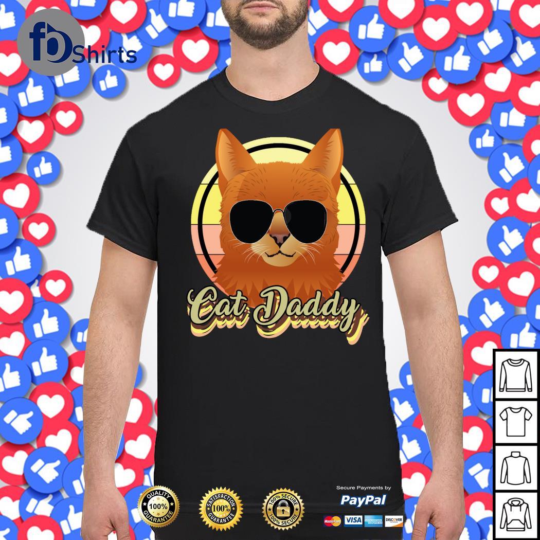 Cat daddy vintage shirt