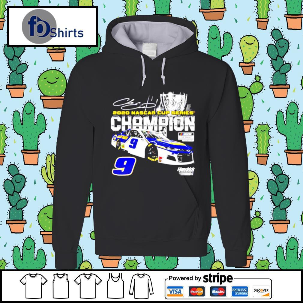 Chase Elliott Championship Nascar Winner 2020 Car s hoodie