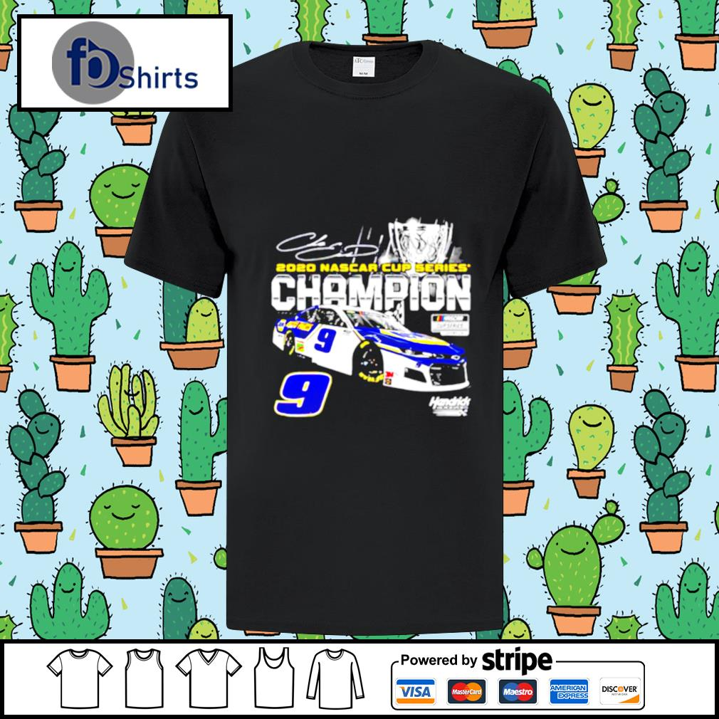 Chase Elliott Championship Nascar Winner 2020 Car shirt