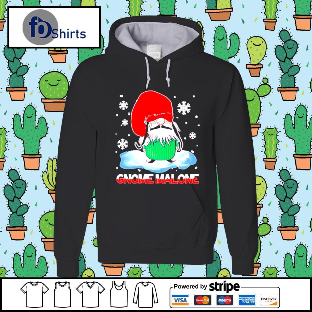 Gnome Malone christmas s hoodie