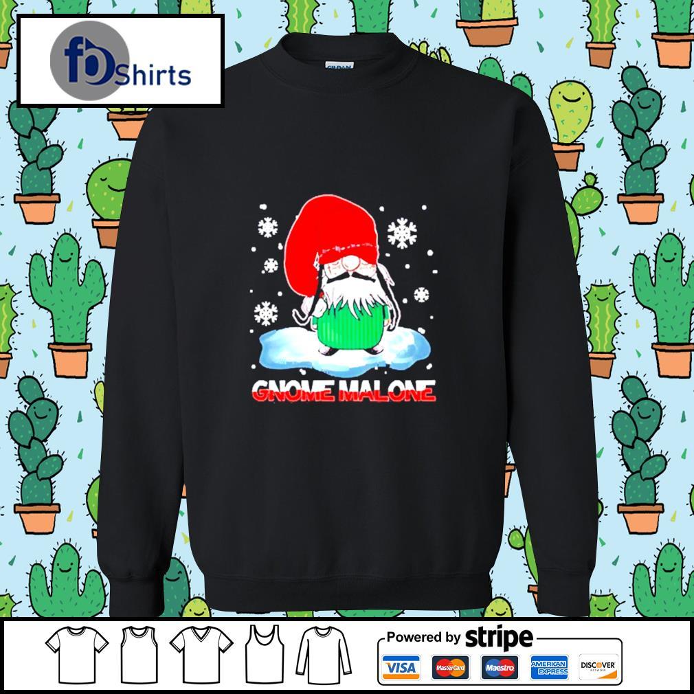 Gnome Malone christmas s sweater
