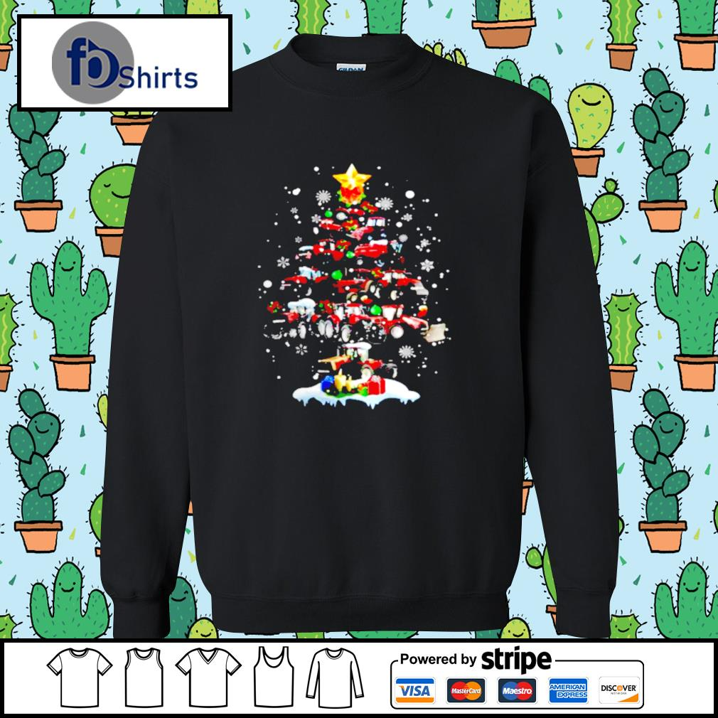 Tractor Tree s sweater
