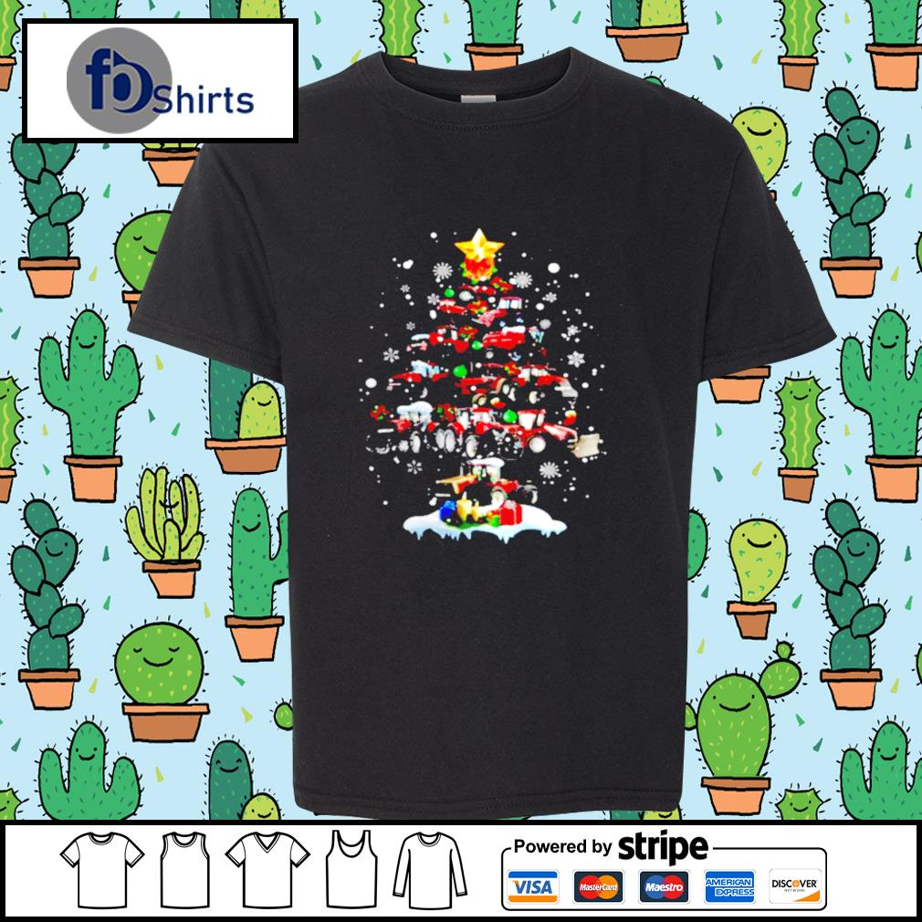 Tractor Tree s youth-tee